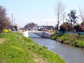 利根川 水位 古